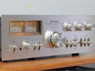 TRIO KA-7700D 功率放大器