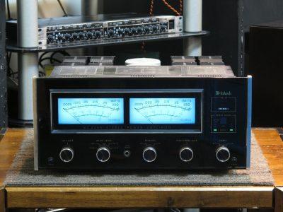 McIntosh MC2255 电子管功放
