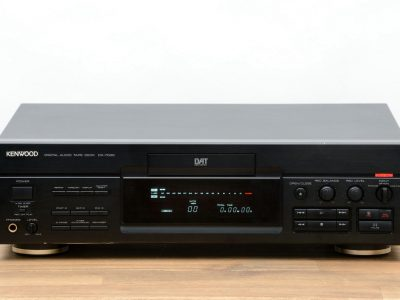 Kenwood DX-7030 DAT 录音机 / Digital Audio Tape Rekorder / schwarz