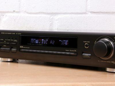松下 Technics ST-GT550 FM/AM Tuner 收音头