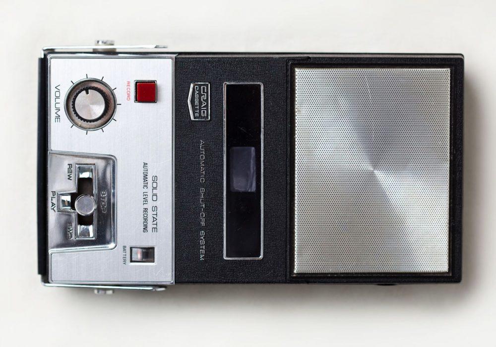 Craig 2603 & 2623 磁带录音机