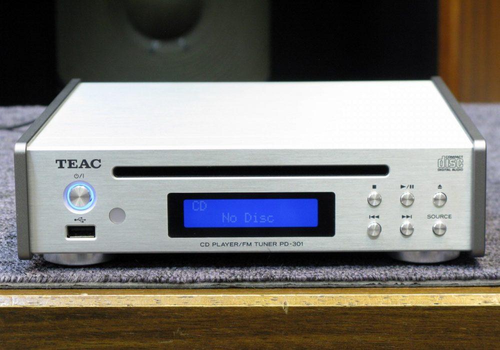 PD-301 TEAC ティアック CDプレーヤー