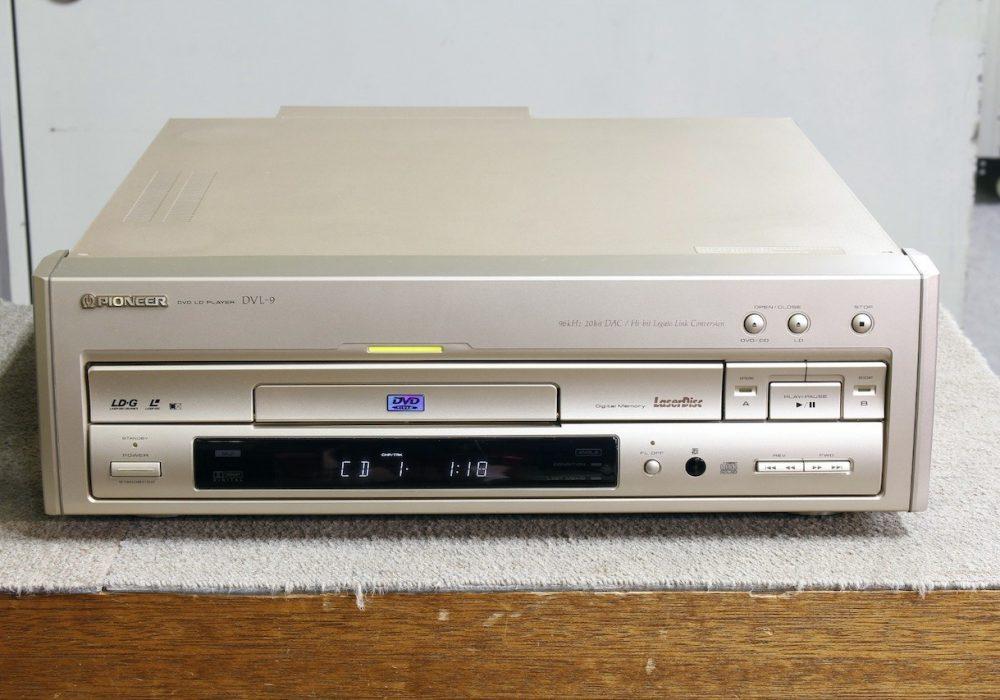 PIONEER DVL-9 LD/DVD 播放机