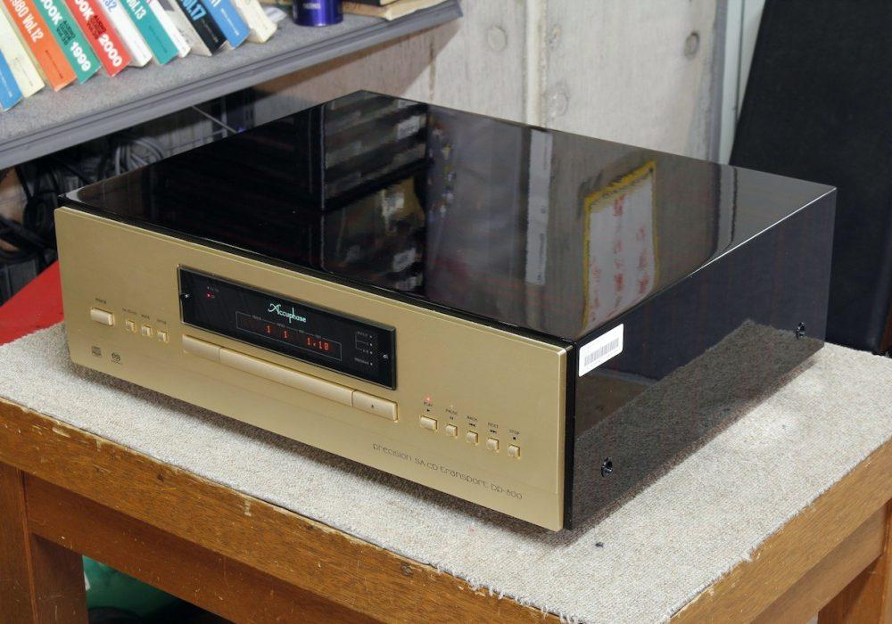 Accuphase DP-800 CD播放机