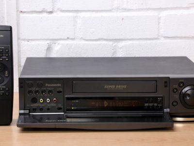 PANASONIC NV-HS900 SVHS Hi-Fi 录像机