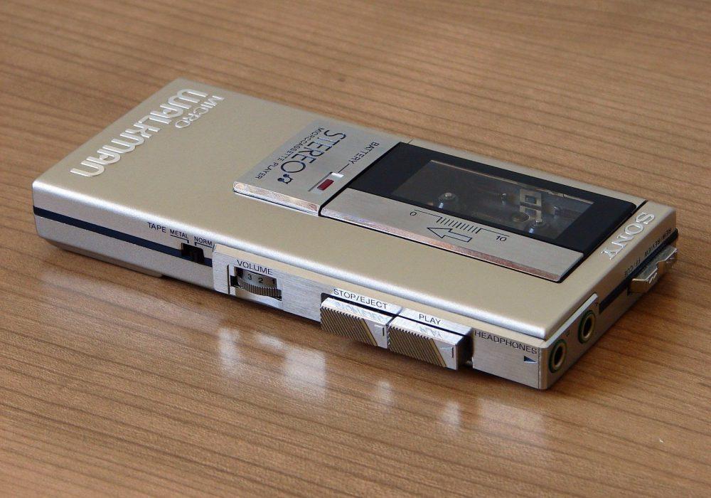 索尼 SONY M-50 微型磁带录音机
