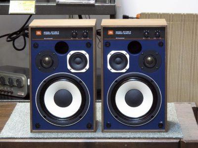 JBL 4312MII 监听音箱