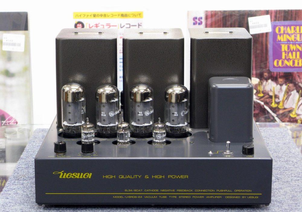 UESUGI U-BROS-24 电子管功放