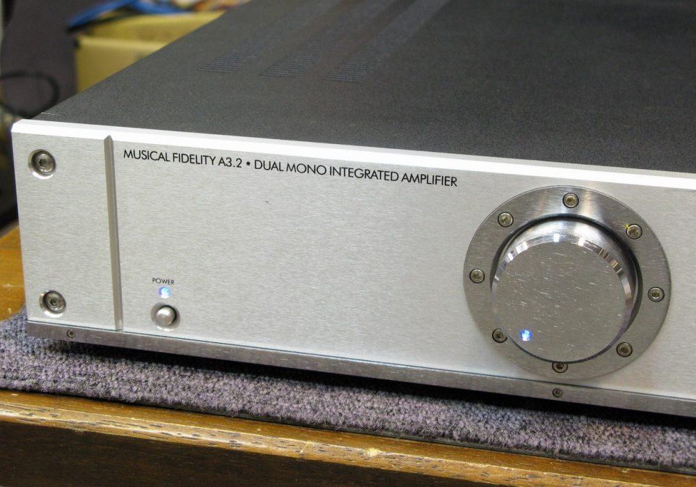 MUSICAL FIDELITY A3.2 功率放大器