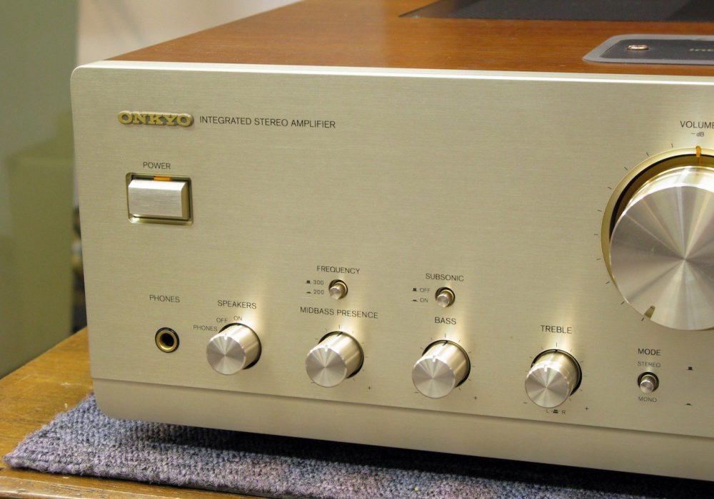 安桥 ONKYO Integra A-929 功率放大器