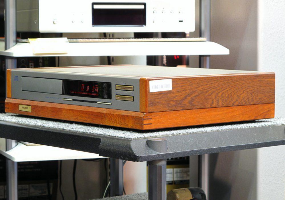 MICRO CD-M2DC CD播放机