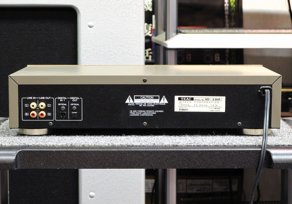 TEAC MD-5MK2 MD播放机