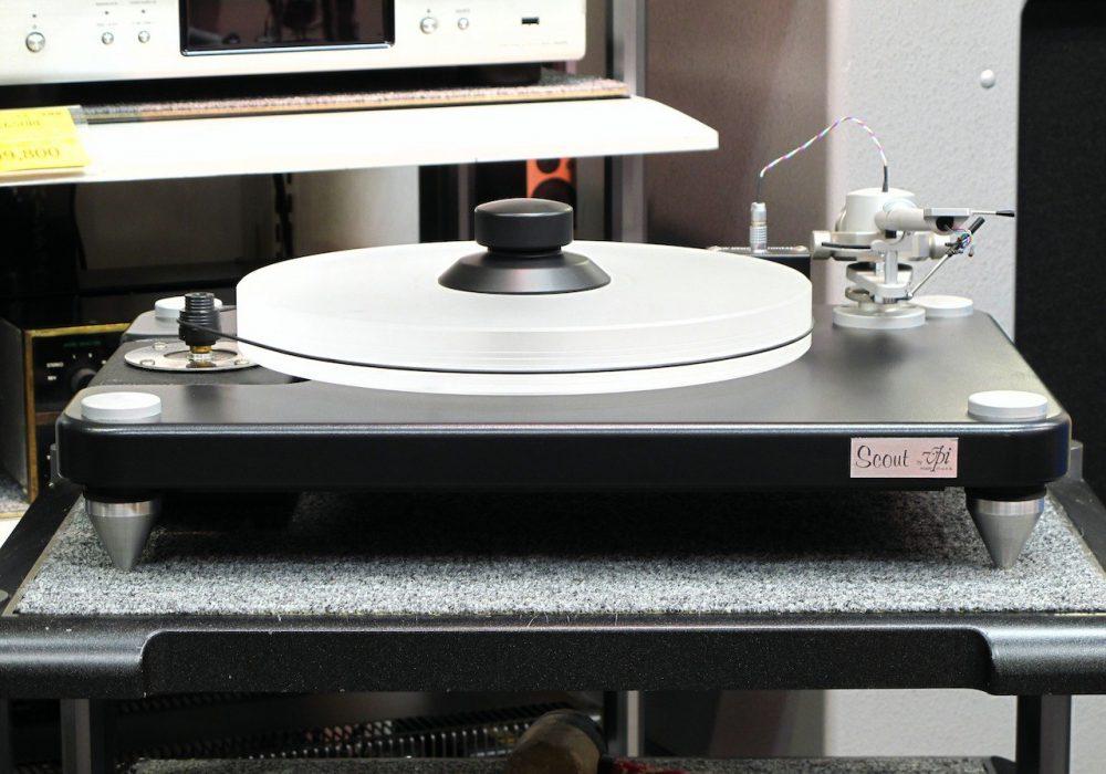 VPI Scout 黑胶唱机