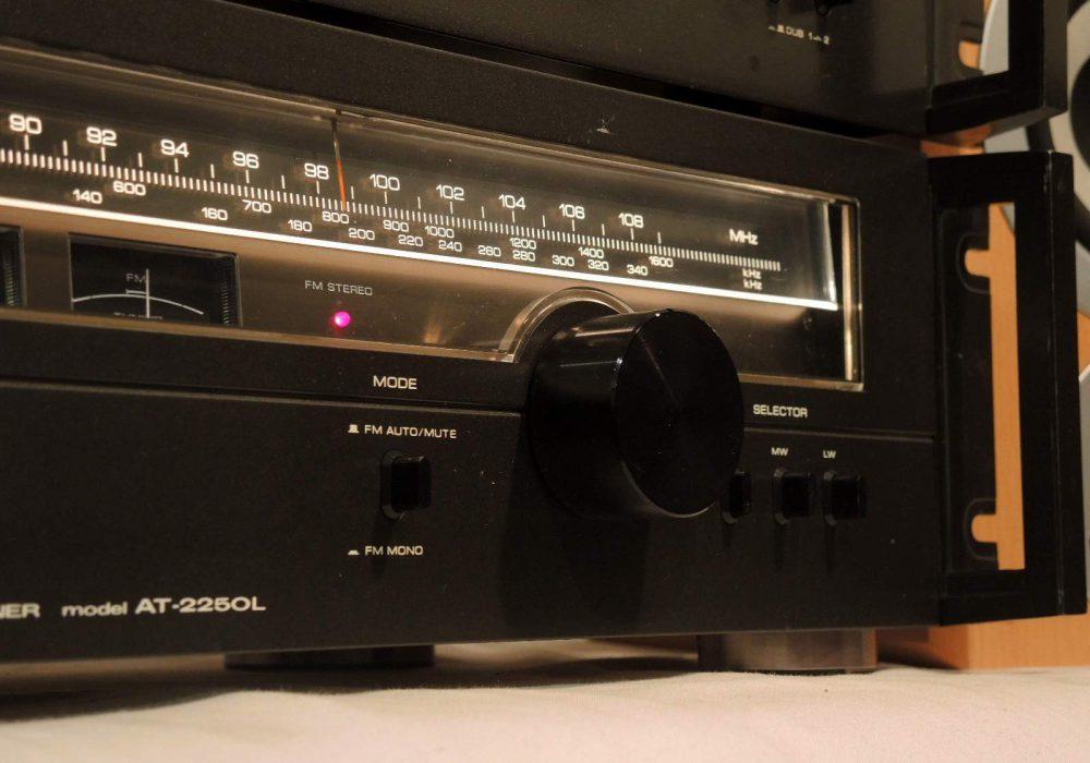 AKAI AT-2250L 收音头 + AM-2350 功率放大器