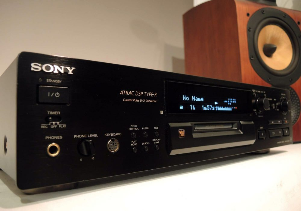 SONY MDS-JB930QS MiniDisc MD播放机