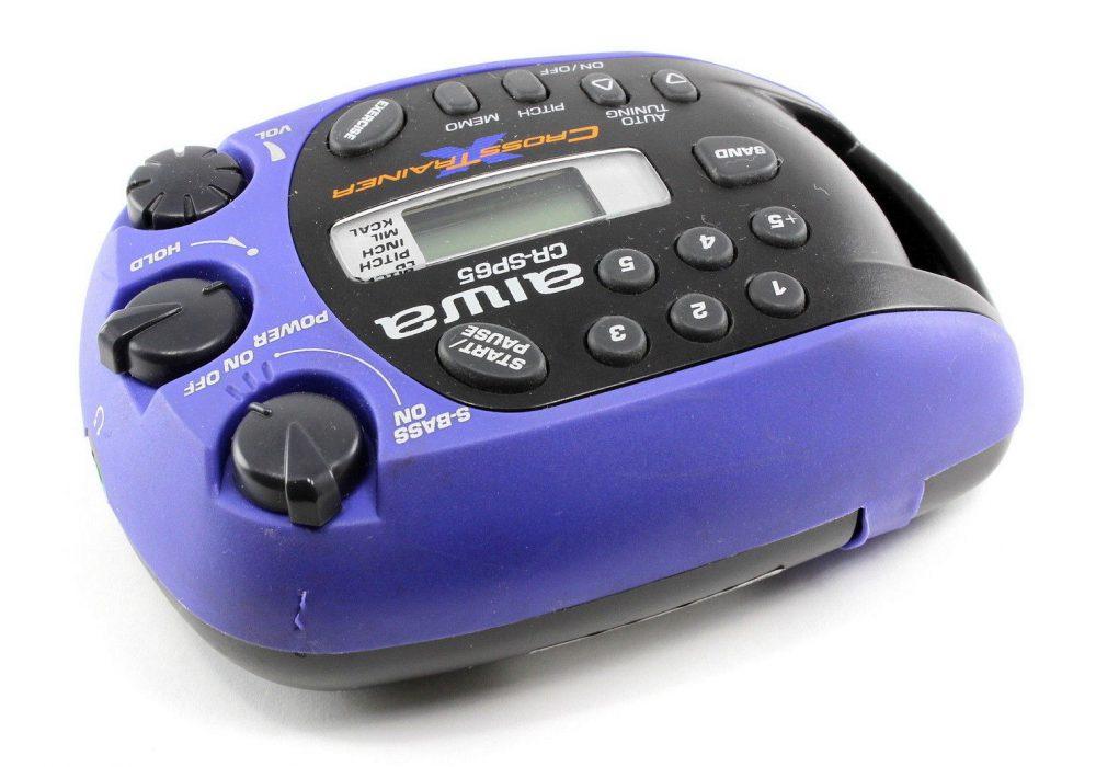 AIWA CR-SP65 AM/FM Sports 收音机