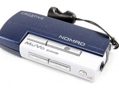 Creative NOMAD MuVo 64MB MP3播放器