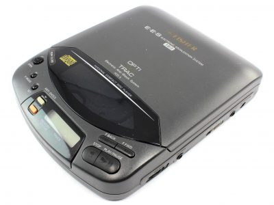 FISHER PCD-5 CD Player CD随身听