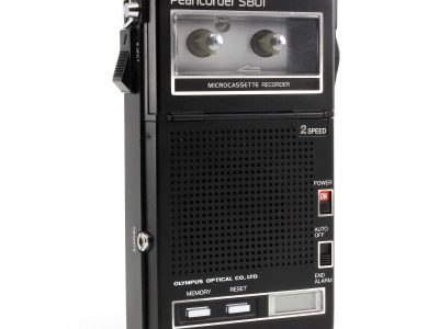 OLYMPUS Pearlcorder S801 HandHeld 微型盒式磁带录音机