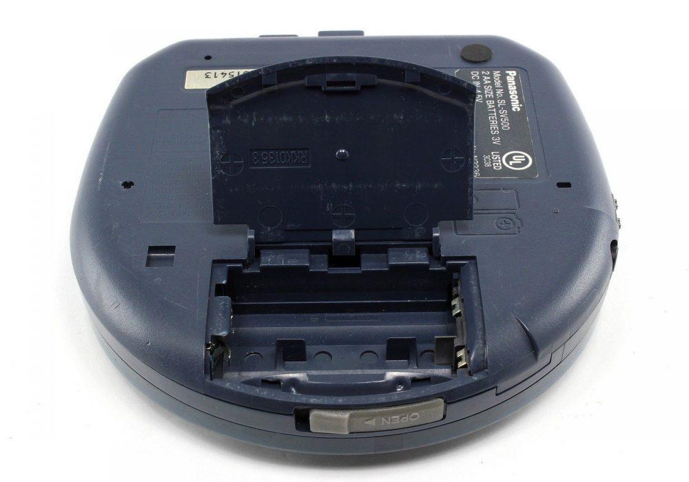 PANASONIC SL-SV500 CD随身听