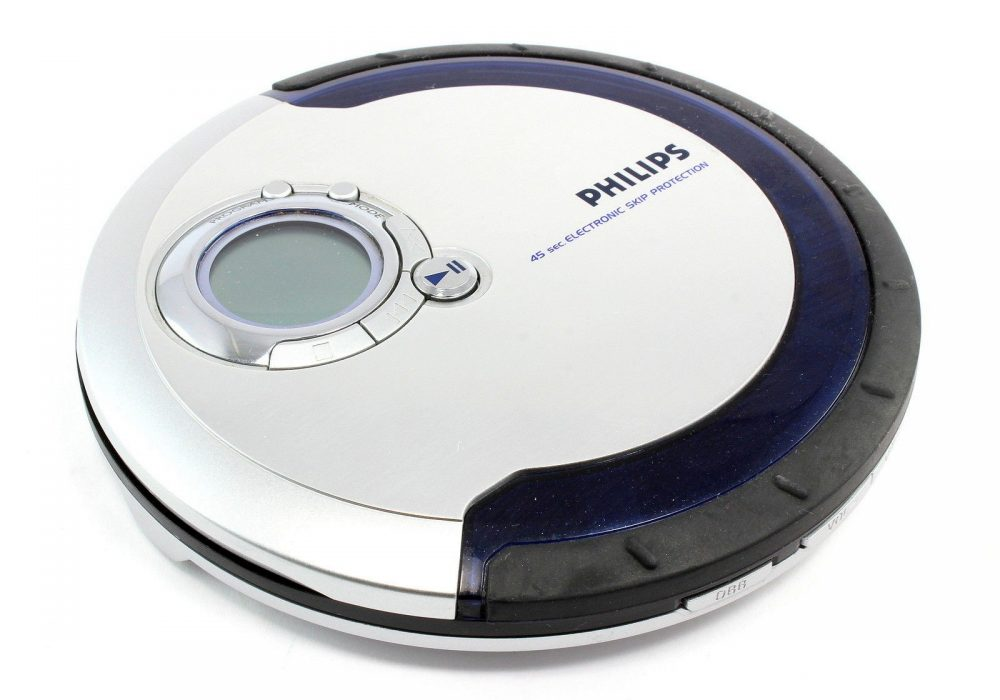 PHILIPS AX5210/17 CD Player CD随身听