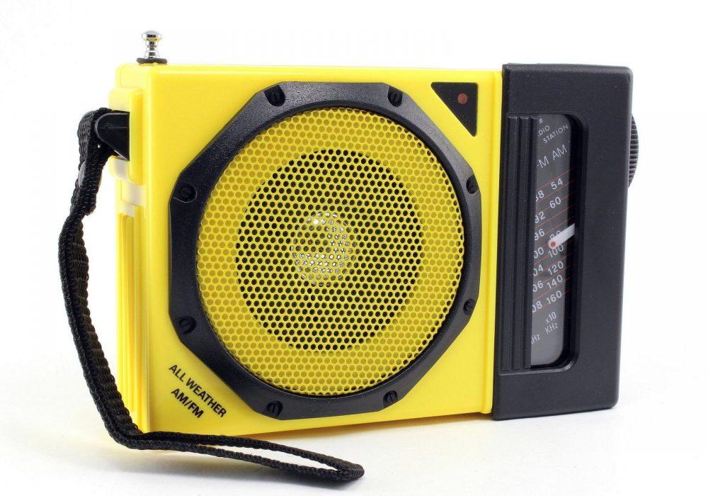 Royal Copenhagen SPORT AM/FM Radio 便携式三防收音机