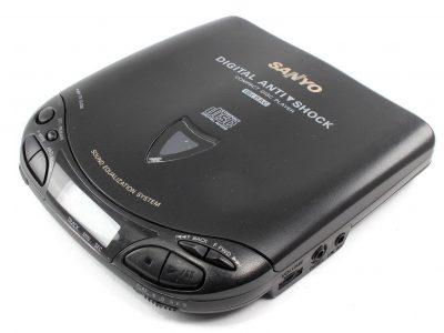 SANYO CDP-455 CD Player CD随身听