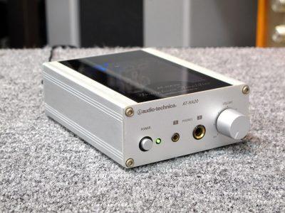 铁三角 Audio-Technica AT-HA20 耳机放大器