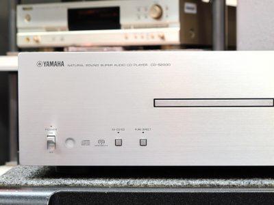 YAMAHA CD-S2000 CD播放机