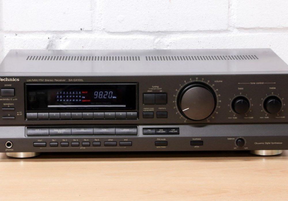 松下 Technics SA-GX100L 收音/功率放大器