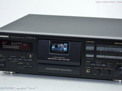 PIONEER CT-S820S High-End 卡座