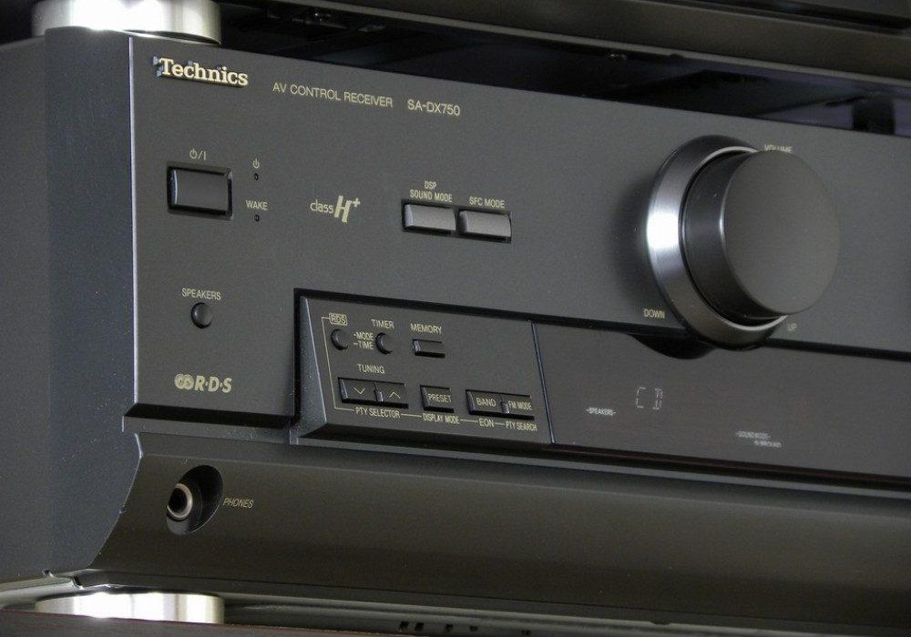 Technics SL-PG3 CD播放机 + SA-DX750 AV功率放大器