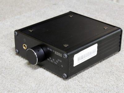KORG DS-DAC-10 D/A 解码器