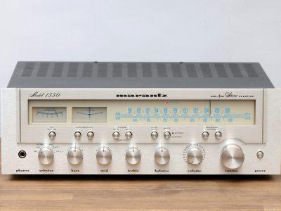 马兰士 Marantz 1550 收音头