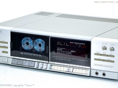 TEAC V-700 High-End 卡座