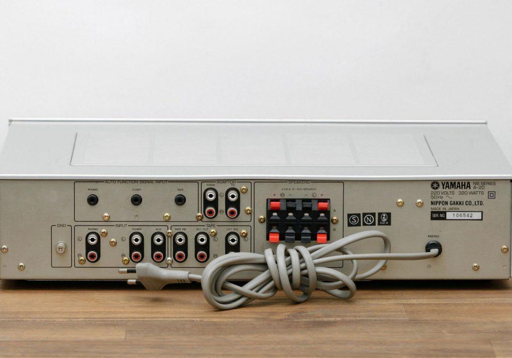 雅马哈 YAMAHA A-20 功率放大器