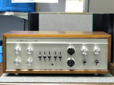 LUXMAN CL-35 II 功率放大器