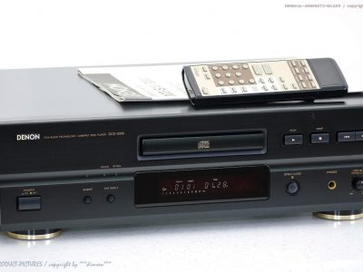 DENON DCD-3000 High-End CD-Player CD播放机