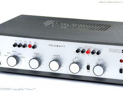 K+H/Klein+Hummel TELEWATT VS71 电子管功放