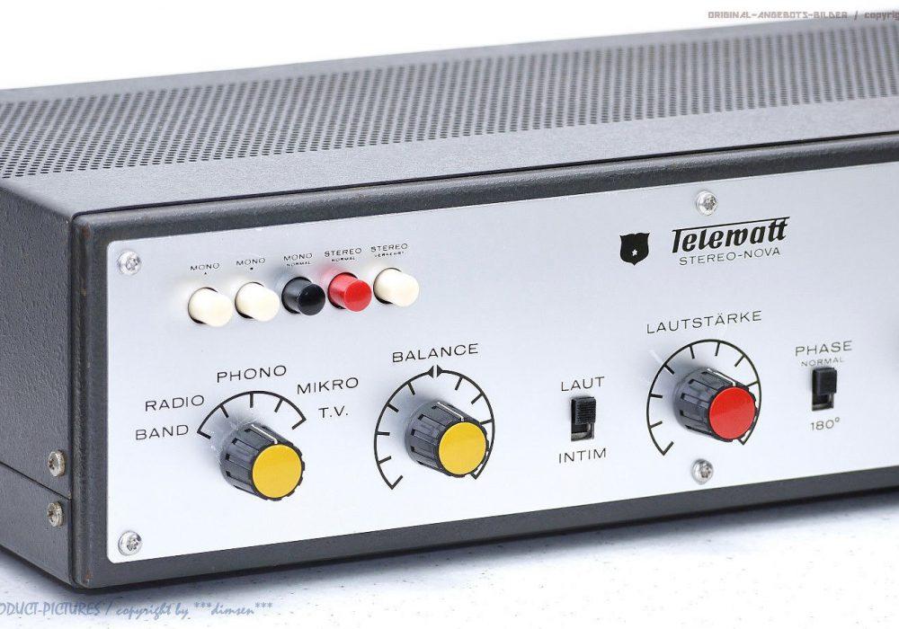 K+H/Klein+Hummel VS55 TELEWATT 电子管功放