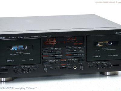YAMAHA KX-W952 RS High-End 磁带n Tape 卡座!! Revidiert+1j.G<wbr/>arantie!! Top!!