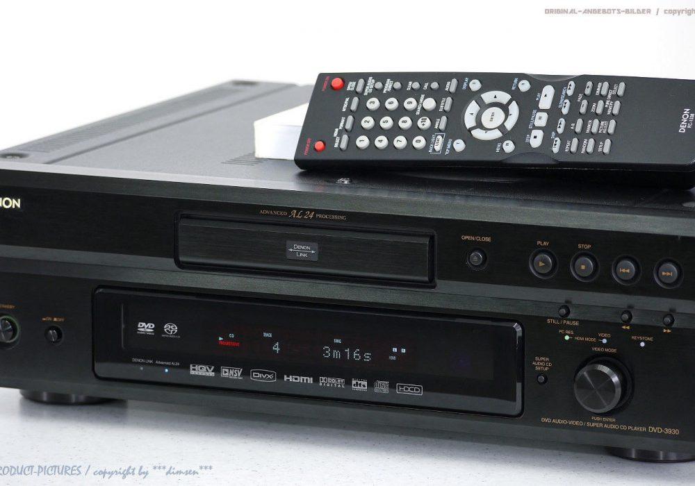 天龙 DENON DVD-3930 DVD-Player