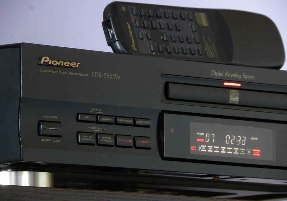 PIONEER PDR-555RW CD播放/录音机