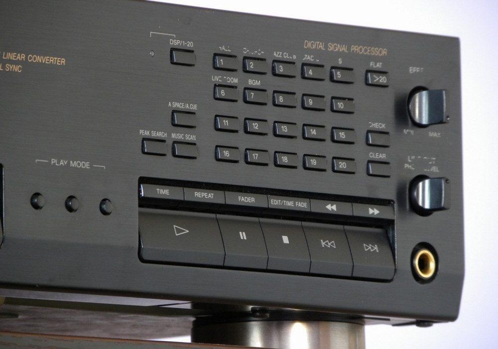 SONY CDP-897 CD播放机