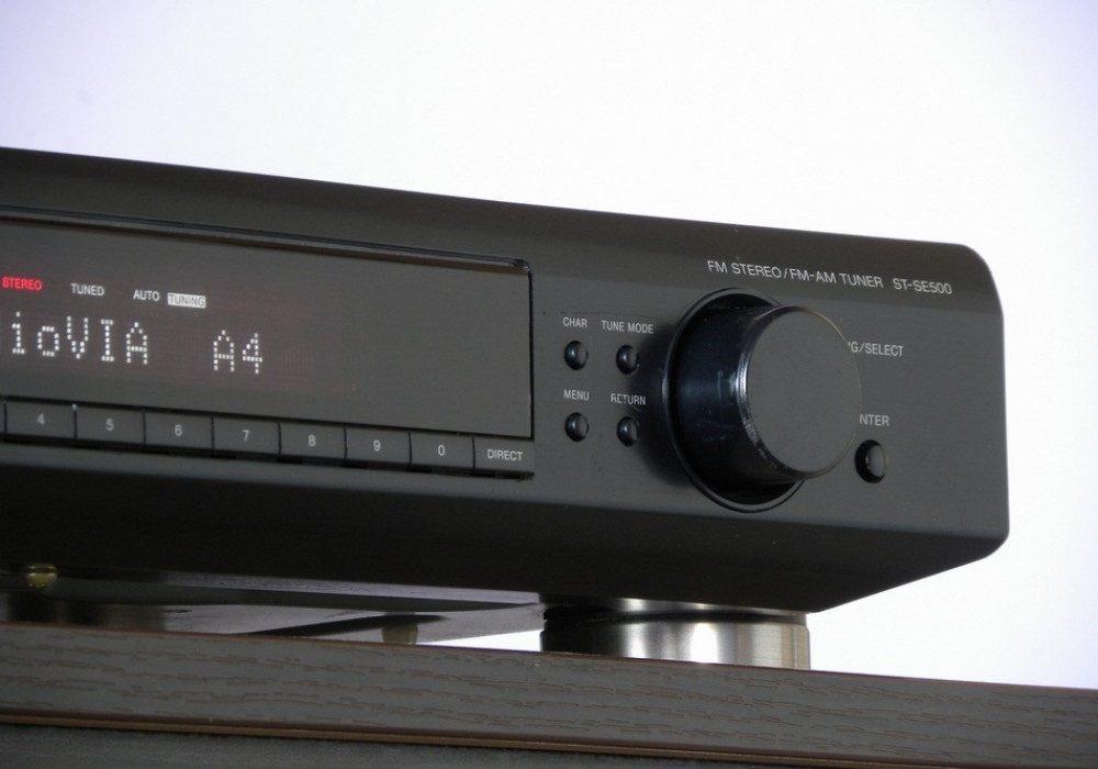 SONY ST-SE500 FM/AM Tuner 收音头