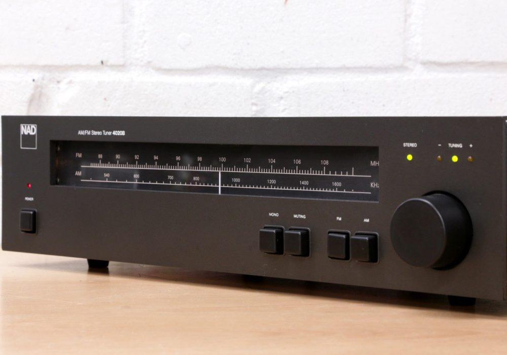 NAD 4020B FM/AM Tuner 收音头