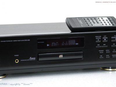 DENON DCD-335 Hochwertiger CD-Player mit FB in Top-Zustand + 1J.Garantie!!