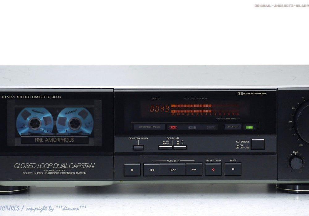 JVC TD-V521 卡座