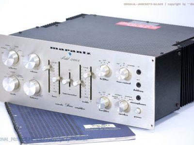 MARANTZ Model 1200B High-End 功率放大器