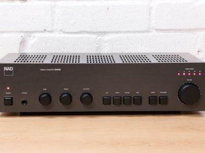 NAD 3020B 功率放大器